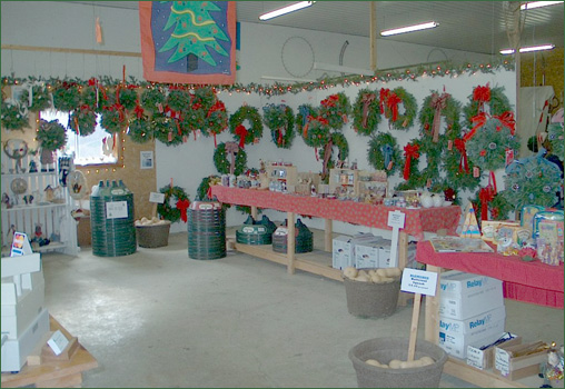 Pleasant Valley Tree Farm - Holiday Gift Barn