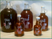 Pleasant Valley Tree Farm - Maple Syrup